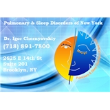 Pulmonary & Sleep Disorders of New York, P.C.