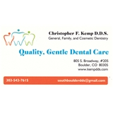 Christopher Kemp DDS