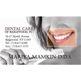 Dental Care of Ridgewood